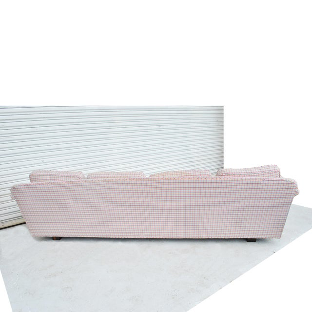Edward Wormley Midcentury 101in Model 488 Sofa by Edward Wormley for Dunbar For Sale - Image 4 of 7