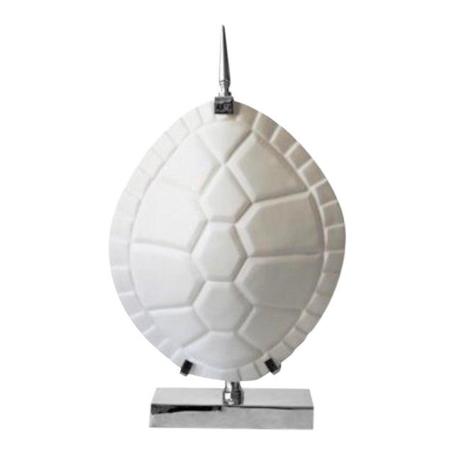 Jonathan Adler Tortoise Shell Lamp For Sale