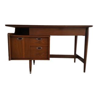 Hooker Mainline Mid Century Modern Desk