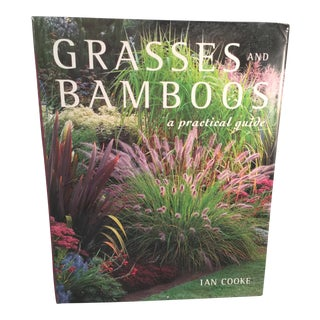 Grasses and Bamboos, a Practical Guide Book by Ian Cooke For Sale
