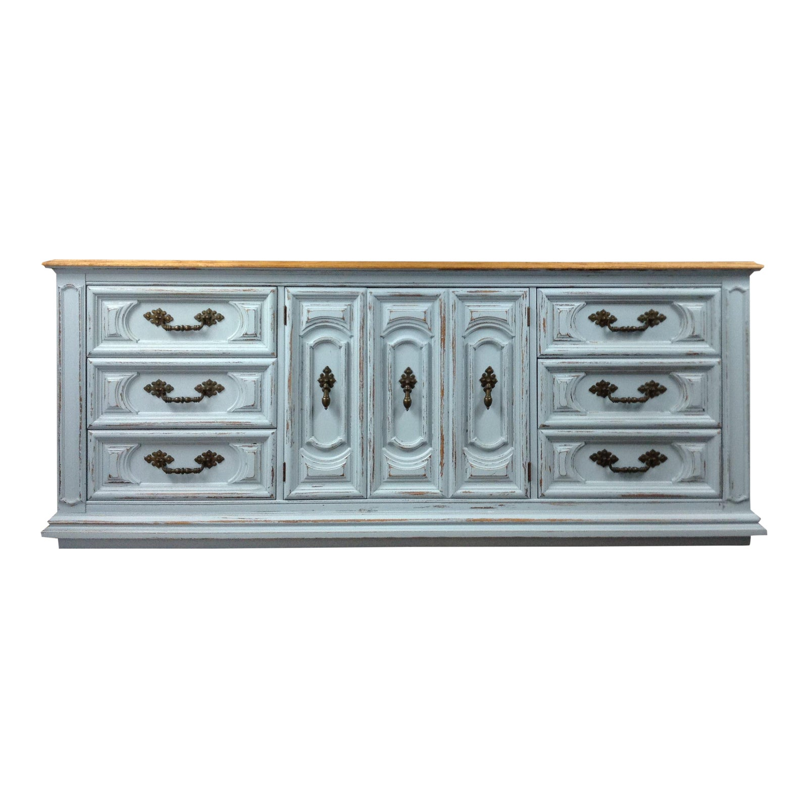 Modern Farmhouse Dresser Country Cottage French Country Shabby Chic ...