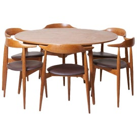 Image of Leather Dining Sets