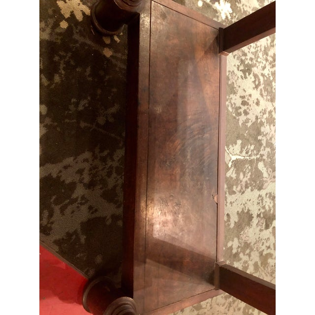 French Empire Country Console For Sale - Image 6 of 12