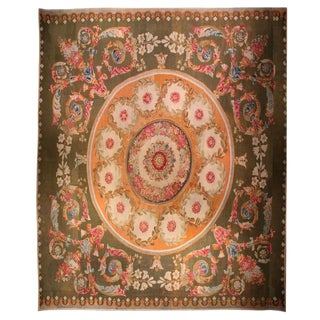Aubusson Carpet For Sale