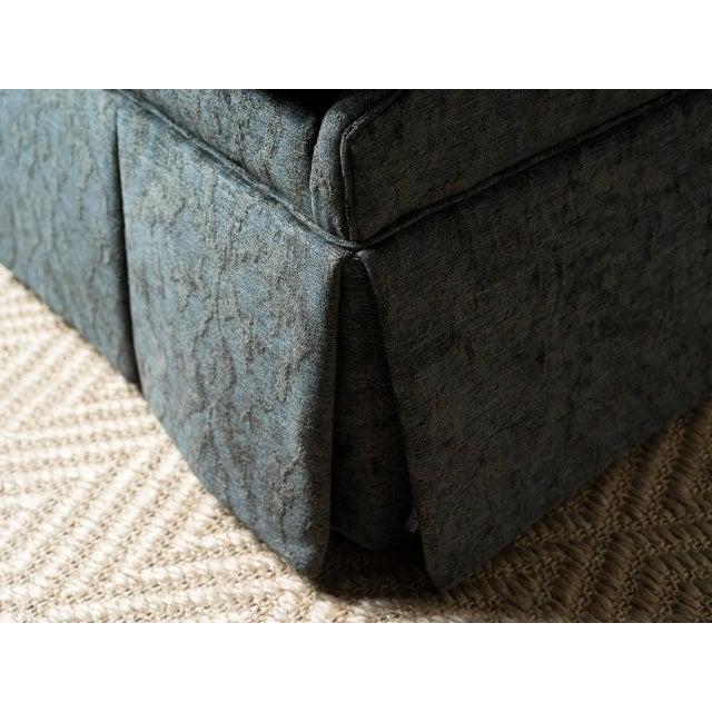 2010s Modern Salon Slipper Chair For Sale - Image 5 of 6