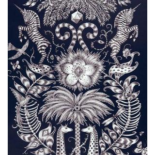 Emma J Shipley Kruger Wallpaper by Clarke & Clarke - Sample For Sale