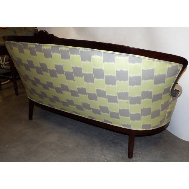 Early 20th Century Antique Settee For Sale - Image 9 of 11