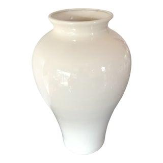 Massive Contemporary Vintage Vase by Haeger For Sale