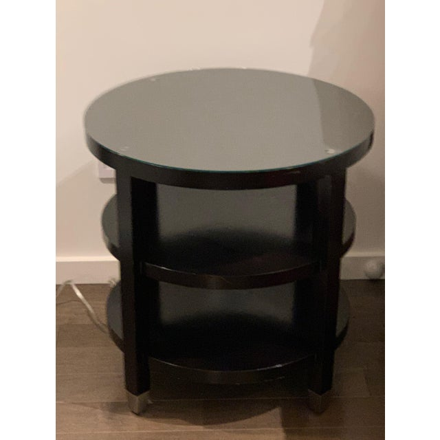 Gumps Side Tables From Gumps - a Pair For Sale - Image 4 of 9