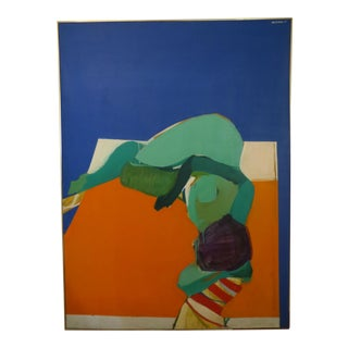 Tadashi Asoma 20th Century Painting