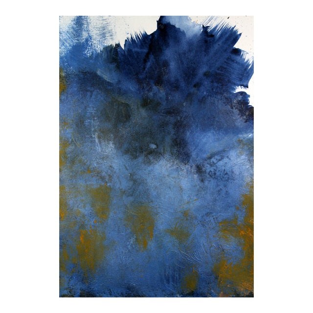 Original Abstract Modern Art Painting - Image 1 of 3