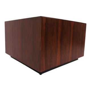 Harvey Probber Rosewood Platform Coffee Table, Circa 1960s For Sale
