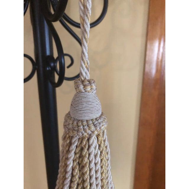 Traditional Vintage Ramm Son & Crocker Key Tassel For Sale - Image 3 of 4