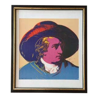 Pop Art Style Benjamin Franklin Print