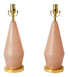 Image of Champagne Table Lamps