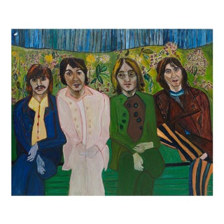 Wyona Diskin John Paul George & Ringo For Sale