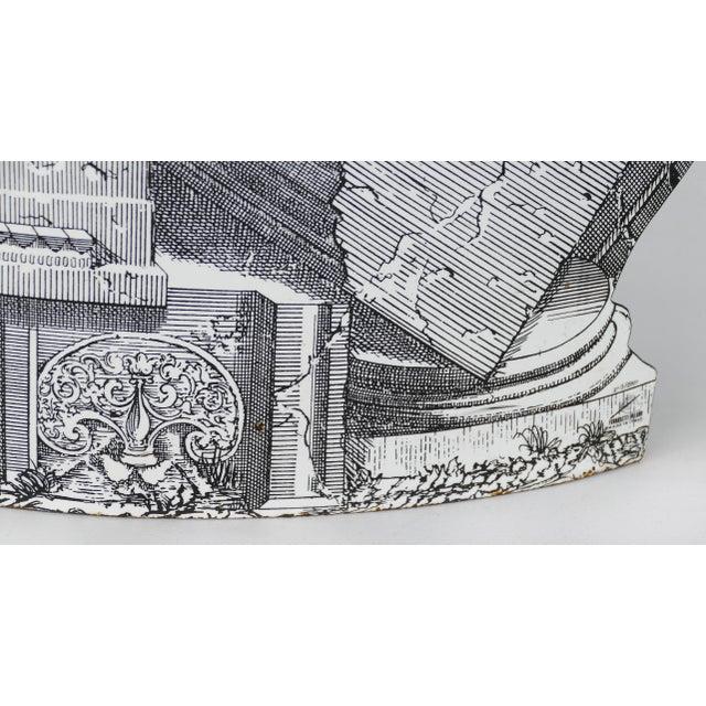 Piero Fornasetti Umbrella Stand 'Forasetti-Milano' For Sale - Image 9 of 12