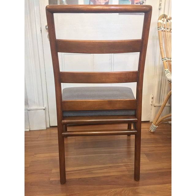 Robsjohn Gibbings for Widdicomb Dining Chairs- Set of 6 - Image 4 of 11