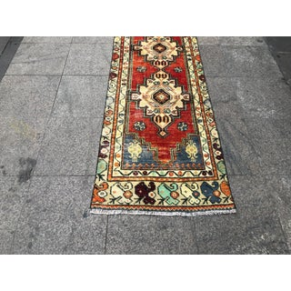 1960s Vintage Turkish Runner Rug - 2′3″ × 10′ Preview