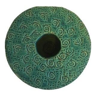Vintage Ikebana Mid Century Wardell Pottery Vase