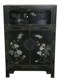 Image of Mother-of-Pearl Storage Cabinets and Cupboards