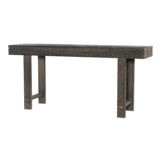 Tribal Sagrada Console Table For Sale