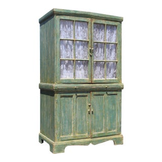 Vintage Richard Mulligan Cabinet For Sale