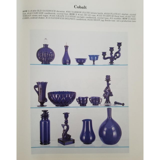 The Encyclopedia of Heisey Glass 1925-1938 by Neila Bredehoft For Sale In New York - Image 6 of 7
