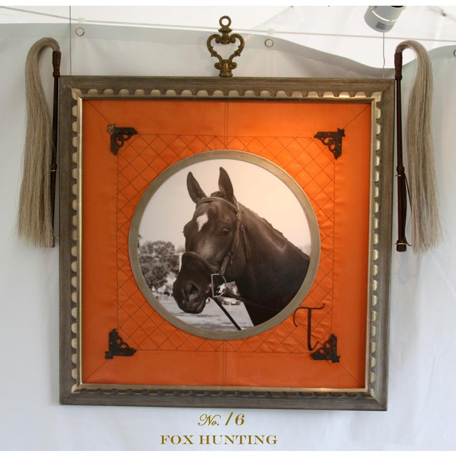 Vintage Equine Showcase Photograph For Sale In New York - Image 6 of 6