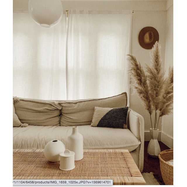 Playful yet sophisticated. Our Lato pillow cover is created from virgin wool in the highlands of Guatemala. Working...