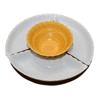 California Pottery Lazy Susan For Sale