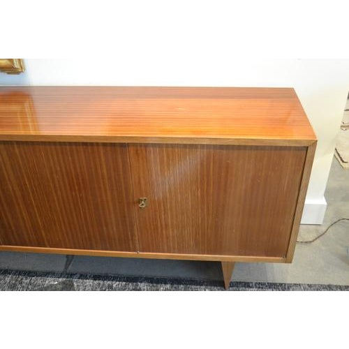 Mid-Century Modern Mid-Century Mahogany Sideboard From France, C.1960 For Sale - Image 3 of 13