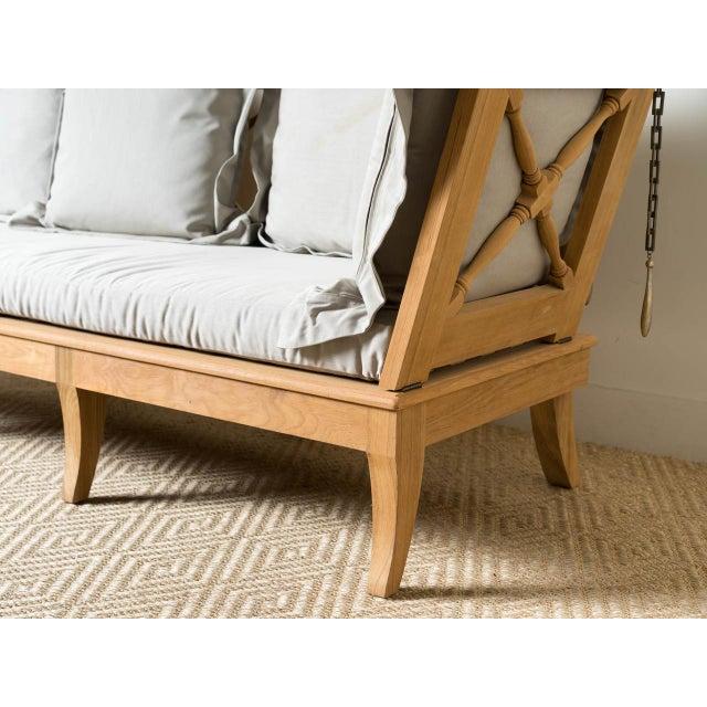 Modern Loggia Knole Sofa For Sale - Image 4 of 6