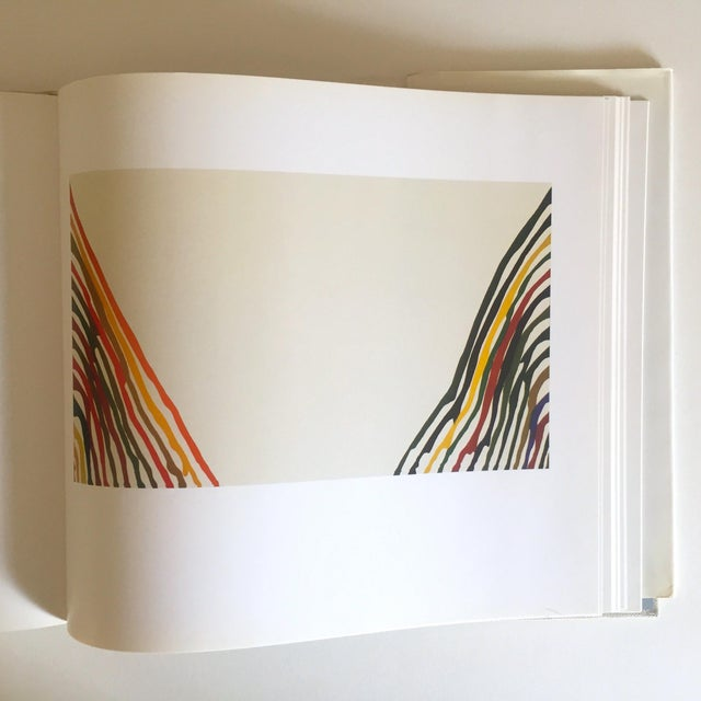 """Vintage 1st Edtn """"Morris Louis Moma"""" Collector's Abstract Expressionist Art Book, 1986 For Sale - Image 10 of 13"""
