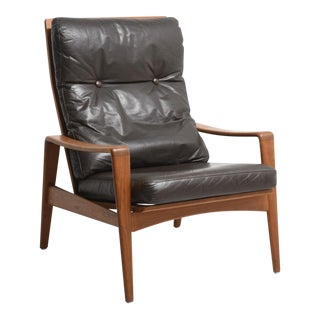 Highback easy chair - A.W. Iversen