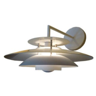 1960s Vintage Scandinavian Modern Danish Ph Tiered Wall Lights by Laterna Danica- a Pair Preview