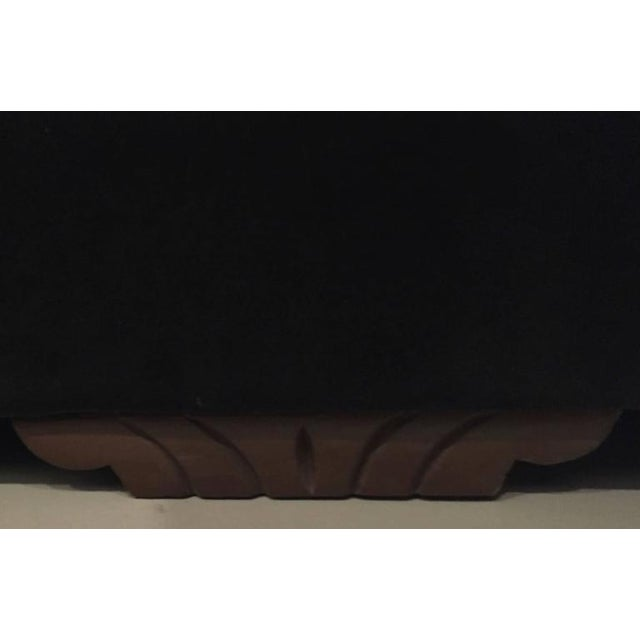 American Art Deco Sofa and Club Chair For Sale - Image 10 of 10