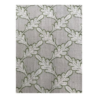 Colefax and Fowler Oaken Linen - 3 Yards For Sale
