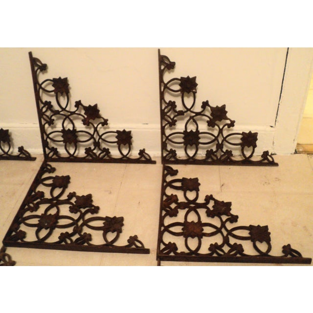 Attractive Cast Iron Wall Decor Antique Image - Wall Art Collections ...