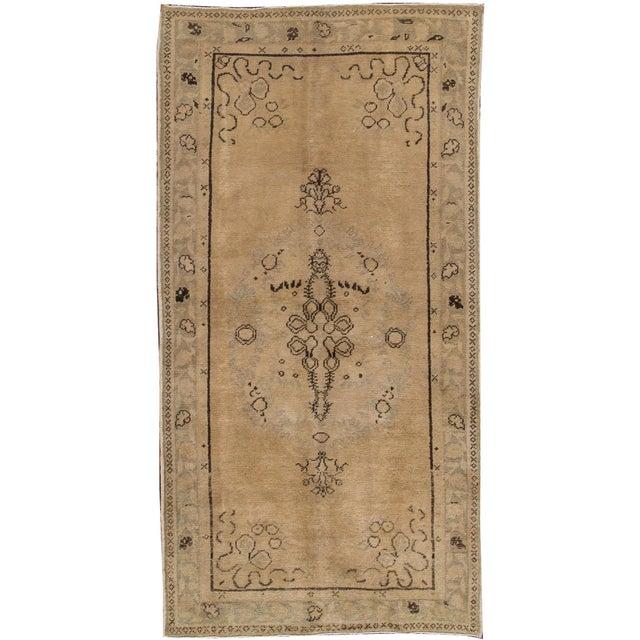 "Apadana - Vintage Khotan Rug, 6'5"" X 3'3"" For Sale - Image 4 of 4"