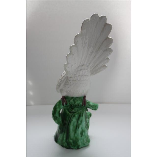 Vintage Cockatoo Statue - Image 9 of 10