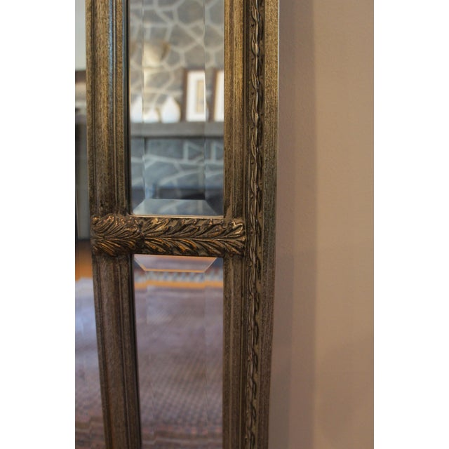 Glass Antique Bronze Wall Mirror For Image 7 Of