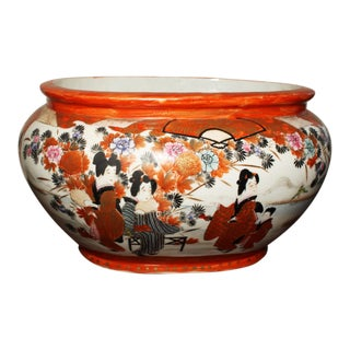 Late 19th Century Antique Chinese Planter/Vase