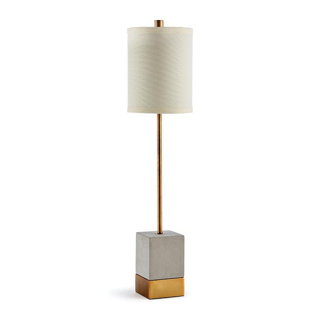 Mid-Century Modern Sara Sideboard Lamp For Sale - Image 3 of 3