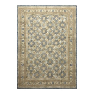 """Traditional Hand-Knotted Area Rug 10' 2"""" x 13' 10"""" For Sale"""