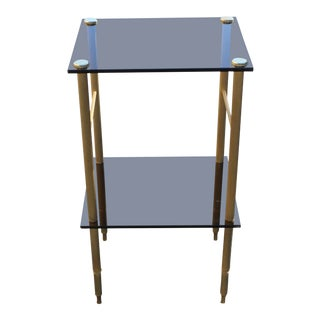 1940s Art Deco Maison Jansen Accent Table or Side Table For Sale