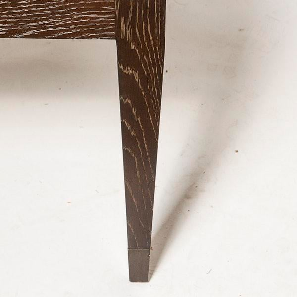 David Sutherland Contemporary Accent Chair For Sale - Image 4 of 4