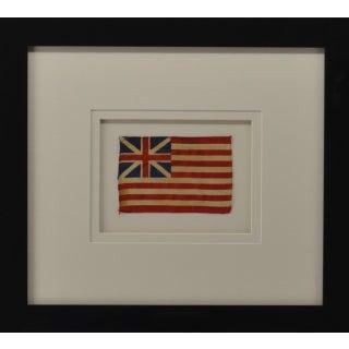 Union American Flag, Framed For Sale