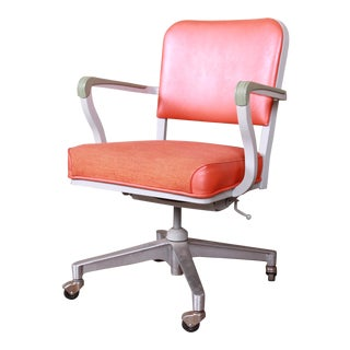 Steelcase Mid-Century Modern Office Desk Chair, 1963 For Sale