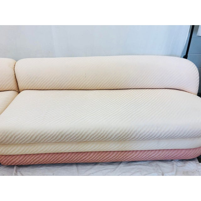 Vintage Art Deco Modern Sofa For Sale - Image 11 of 13